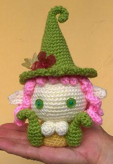 Maetel's crochet: Folletto  #amigurumi folletto #pattern #patterns #amigurumi elf #elf #elf amigurumi #amigurumi folletto #amigurumi elf #crochet #crochet elf #crochet amigurumi #folletto