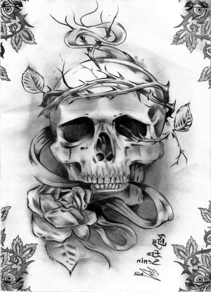 53 best images about tattood on pinterest sword tattoo for Skull and crossbones tattoo