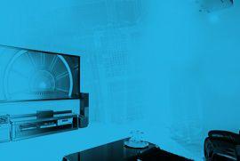 Moonstation - out of earth home AV entertainment