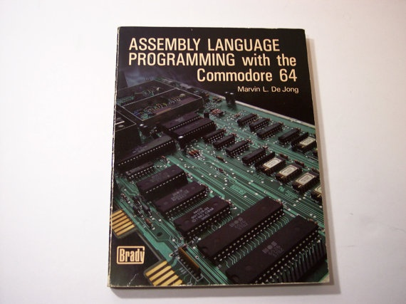 Assembly Language Programming Commodore 64 - One of my bible in the 80's