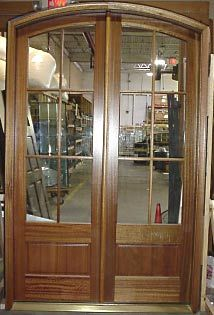 double eyebrow arched doors   Distinctive Arched Entry Doors – Inviting Arch Door   Legendary