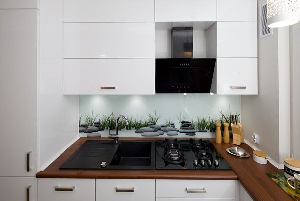 Kuchnia nowoczesna  KITCHEN inside  Pinterest -> Jaka Kuchnia W Bloku