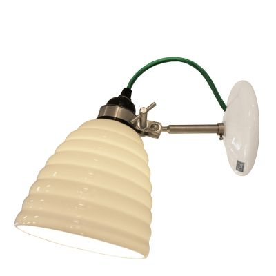 Hector Bibendum Wall Light from BTC £119 with switch and cable