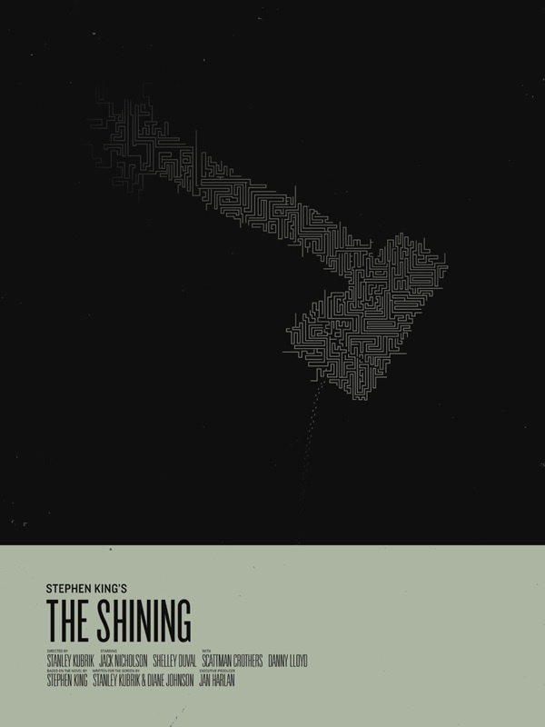 The Shining Poster 2
