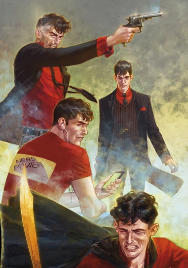 Dylan Dog By Davide De Cubellis