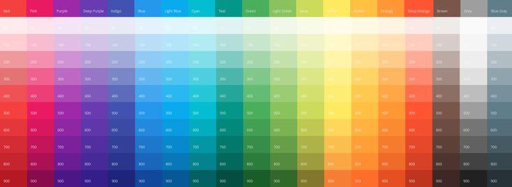 Material UI Colors – farebné palety ešte jednoduchšie - http://detepe.sk/material-ui-colors-farebne-palety-este-jednoduchsie/