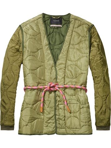 Куртка ветровка maison scotch  (арт. 133.1621.0210131121.82) |  в интернет-магазине