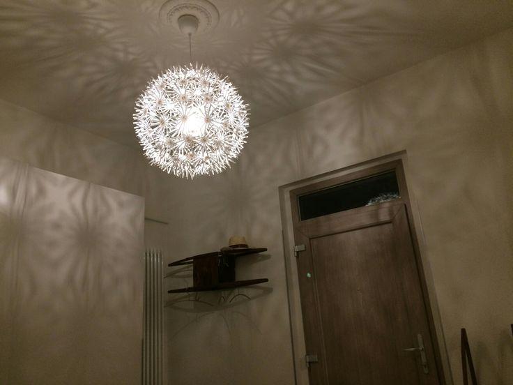 Ingresso dettaglio lampadario