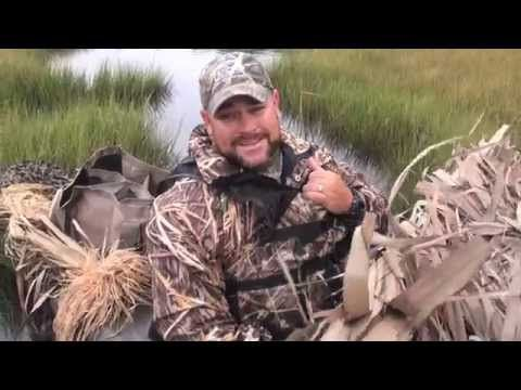 Hunting Waterfowl by Kayak: 20 Questions