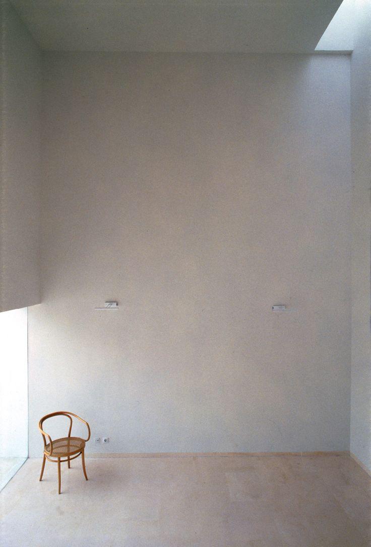 Alberto Campo Baeza - Garcia Marcos House