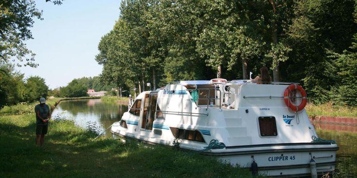 Urlaub auf dem Hausboot: Mit fünf Familienmitgliedern unterwegs, geht das gut?…