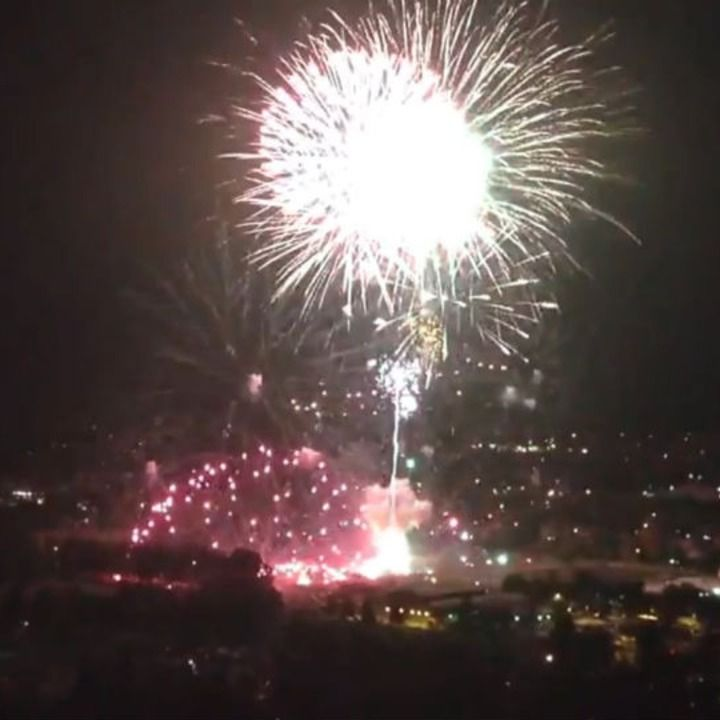 Video Captures California Fireworks Accident Which Left  28 Injured