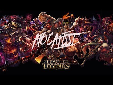 League of Legend | Bot Apocalisse DISASTRO - YouTube