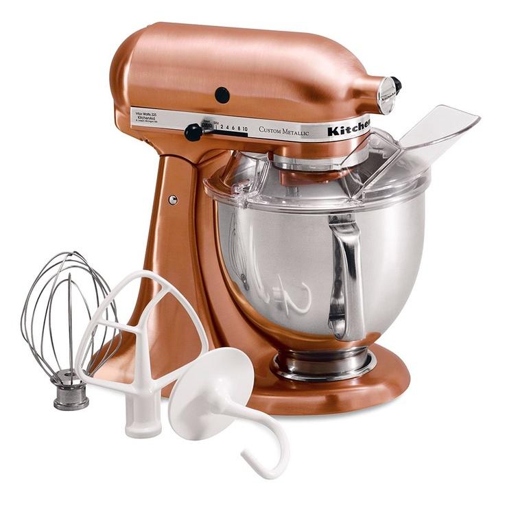 Copper kitchenaid copper kitchen aid kitchenaid