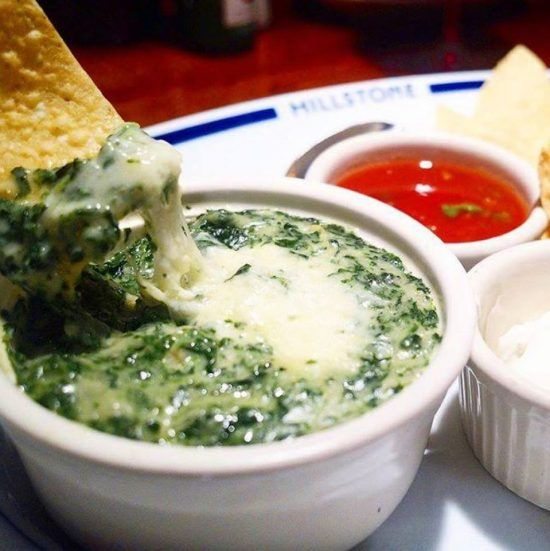Recipe: Hillstone/Houston's Famous Spinach and Artichoke Dip, the Real Deal with Options to Lighten it up! Perfect for July 4th Entertaining or any Game Day!
