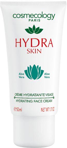 #cosmecology #hydra #skin