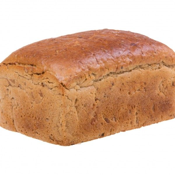Sourdough Danish Loaf
