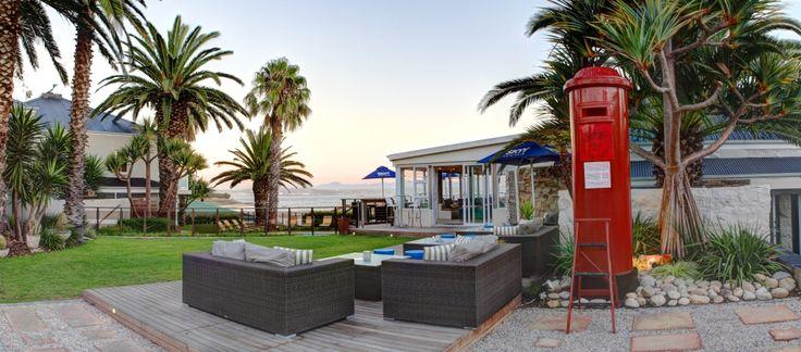 The Legendary Blue Oyster Cocktail Bar Cafe Gannet Restaurant Mossel Bay
