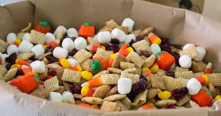Last Sunday after church, my little bug told me the other kids had trail mix for snack. He was a little disappointed that he wasn't able...
