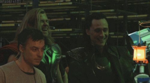 Never seen this one before...ooh Tom's smile <3 gif