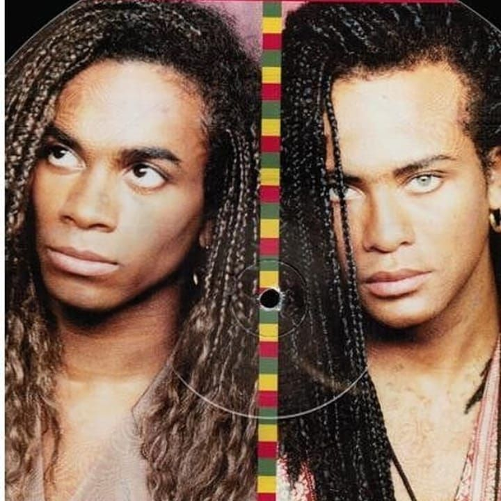 Milli Vanilli Girl you know it's true one of my favorite ...