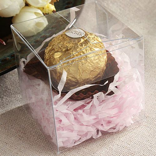 Lot-of-200-100-50-Clear-Anti-Scratch-Wedding-Party-Favor-Gift-Candy-Boxes