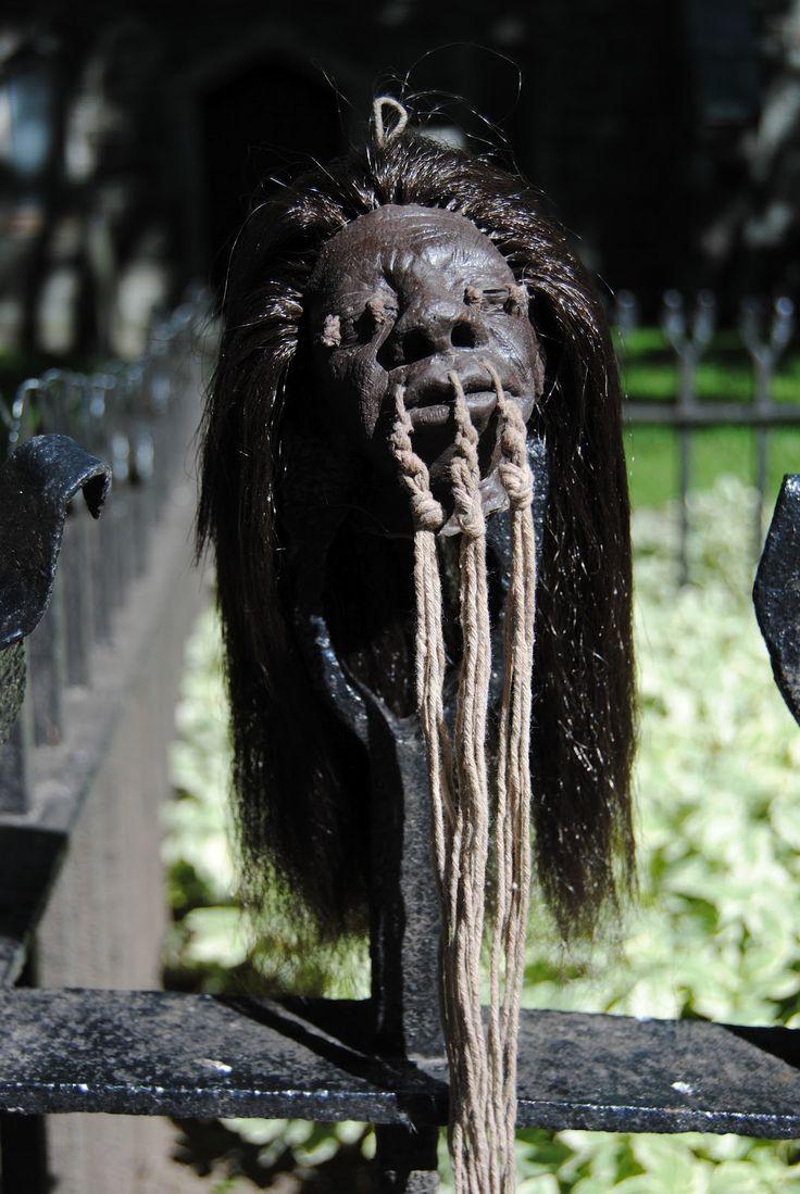 Propnomicon: Making A Shrunken Head
