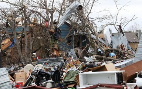 Texas Storm Update: Tornado, Thunderstorm And Flash Flood Warning Issued On Sunday