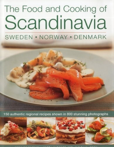 The Food and Cooking of Scandinavia: Sweden, Norway & Denmark: 150 Authentic Regional Recipes shown in 800 stunning photographs by Anne Mosesson, http://www.amazon.com/dp/0754820637/ref=cm_sw_r_pi_dp_zYJ2pb0XW7BPR
