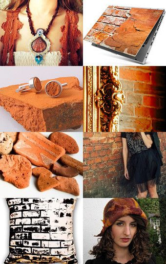 Beauty of brick by Hanna G on Etsy--Pinned with TreasuryPin.com