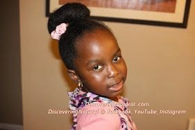 African Naturalistas: Traction Alopecia in Children's Hair