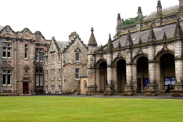 University of St. Andrew's, Scotland
