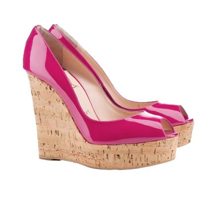... christian louboutin une plume 140mm wedges #shoes #redbottoms # christianlouboutin #sandals ...