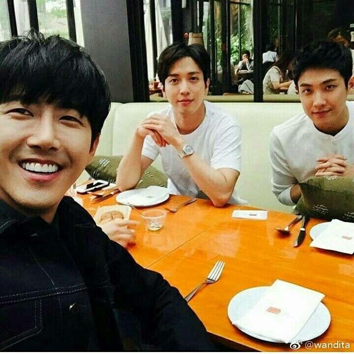 Kwang Hee, Yongwha, Lee Joon 💟💞💞💟💞💟💞💟💞💟