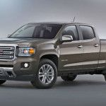 2016 GMC Canyon Diesel Towing Capacity