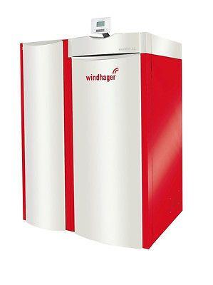 Showroom model - Windhager BioWIN600 Pellet Boiler Stove (204,000 BTU/hr)