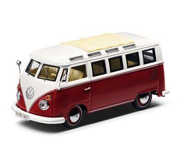"Miniatura ""The samba bus"" de Volkswagen"