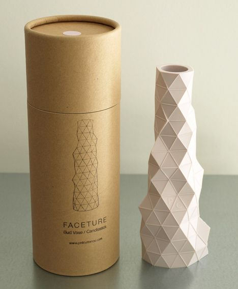 Best 25 cardboard packaging ideas on pinterest for Cardboard candle holders