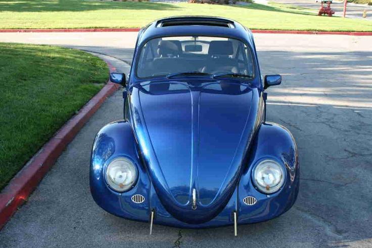 royal blue vw beetle vw beetle vw beetles beetle vw  sale