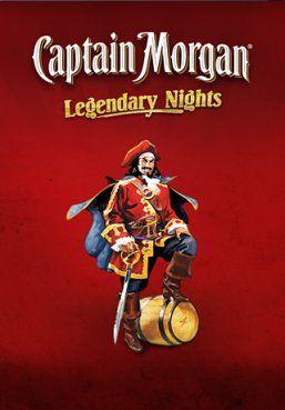 3.6.2017 Captain Morgan