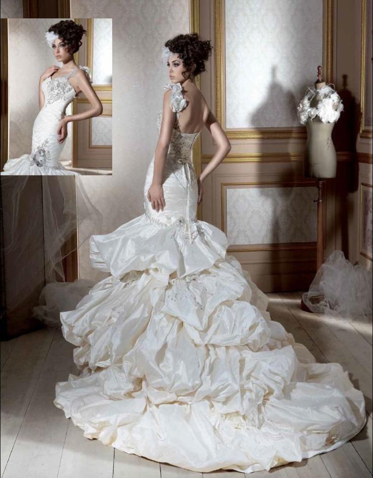 A dress by Maria Karin!