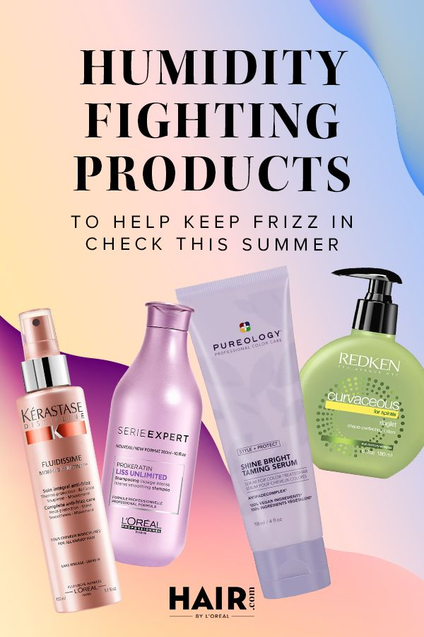 Humidity Fighting Products To Help Keep Frizz In Check This Summer In 2020 Humidity Resistant Hair Products Humidity Frizz