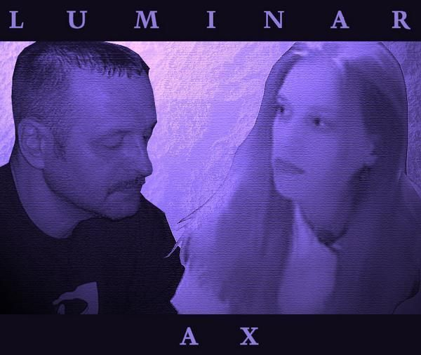 Luminar Ax (Dove Hermosa & Vladimír Hirsch) #USA #Czechia #music #ambient #alternative