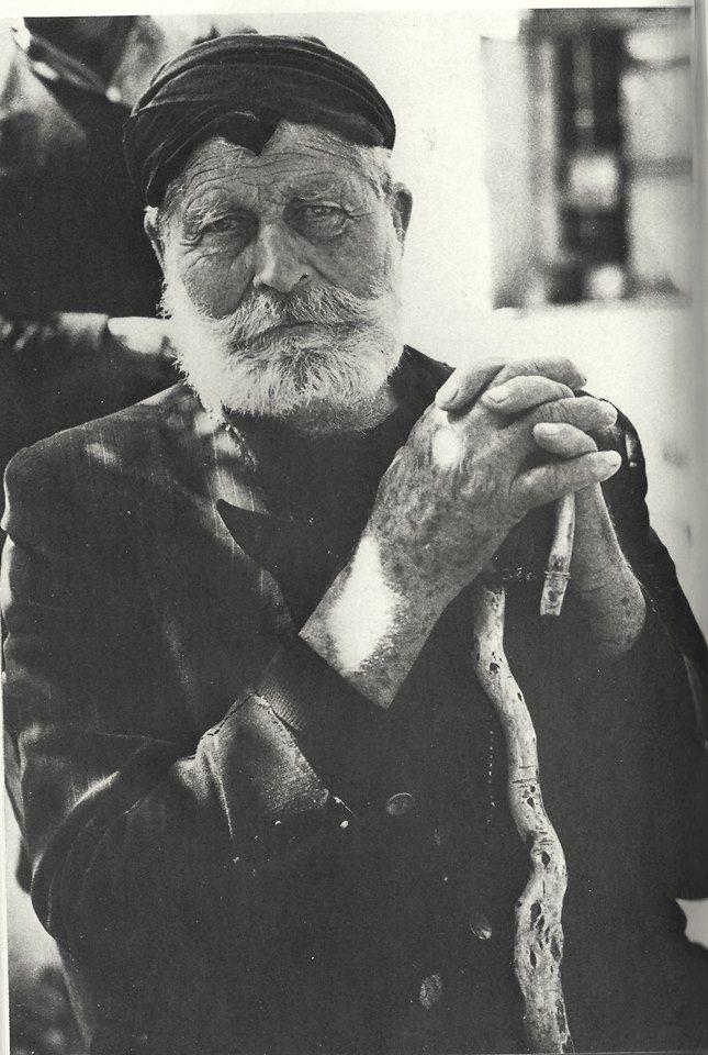 Πορτραίτο Ιωάννη Κριααρά, Η Κρήτη, 1962, Herbert Spencer