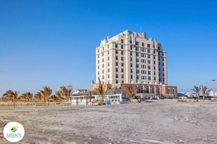 Still plenty of summer & sand here at Legacy Vacation Resorts Brigantine Beach. #summer #sand #brigantine #beach