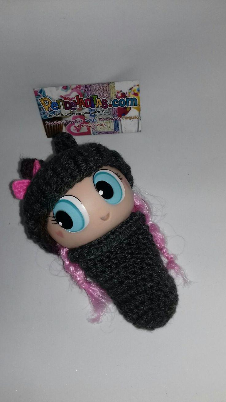Cocoons gatito en crochet para tu Ksi mérito