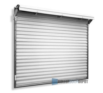 """5'-0"""" wide x 8'-0"""" tall Residential / Mini Series Roll Up Door Now to pick a color"""