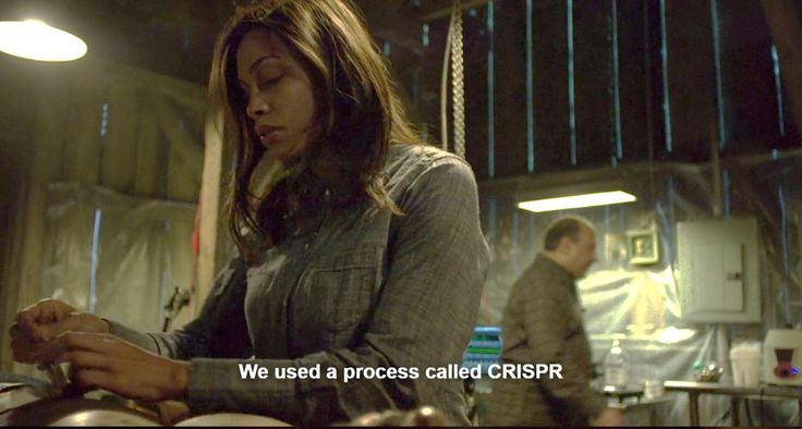CRISPR comes to TV | PLOS Synthetic Biology Community  #biology #CarlLucas #Cas9 #CRISPR #CRISPR/CasTools #Entertainment_Culture #Enzymes #geneticengineering #genetics #JenniferLopez #NBC #Netflix #non-codingRNA #Trans-activatingcrRNA Check more at https://scifeeds.com/social-media-item/crispr-comes-to-tv-plos-synthetic-biology-community/