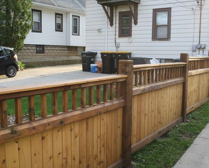 220 Best Fencing Projects Images On Pinterest