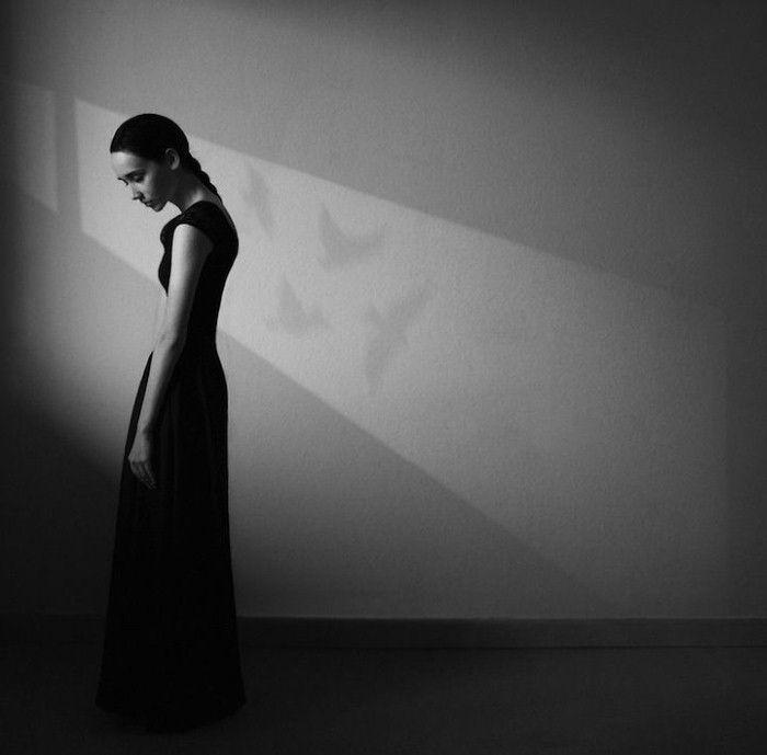 ракушка будет объем в черно белом фото дни, месяцы, недели